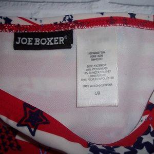 Joe Boxer Swim - Joe Boxer Women Sz. LG Stars/Strips bikini bottom